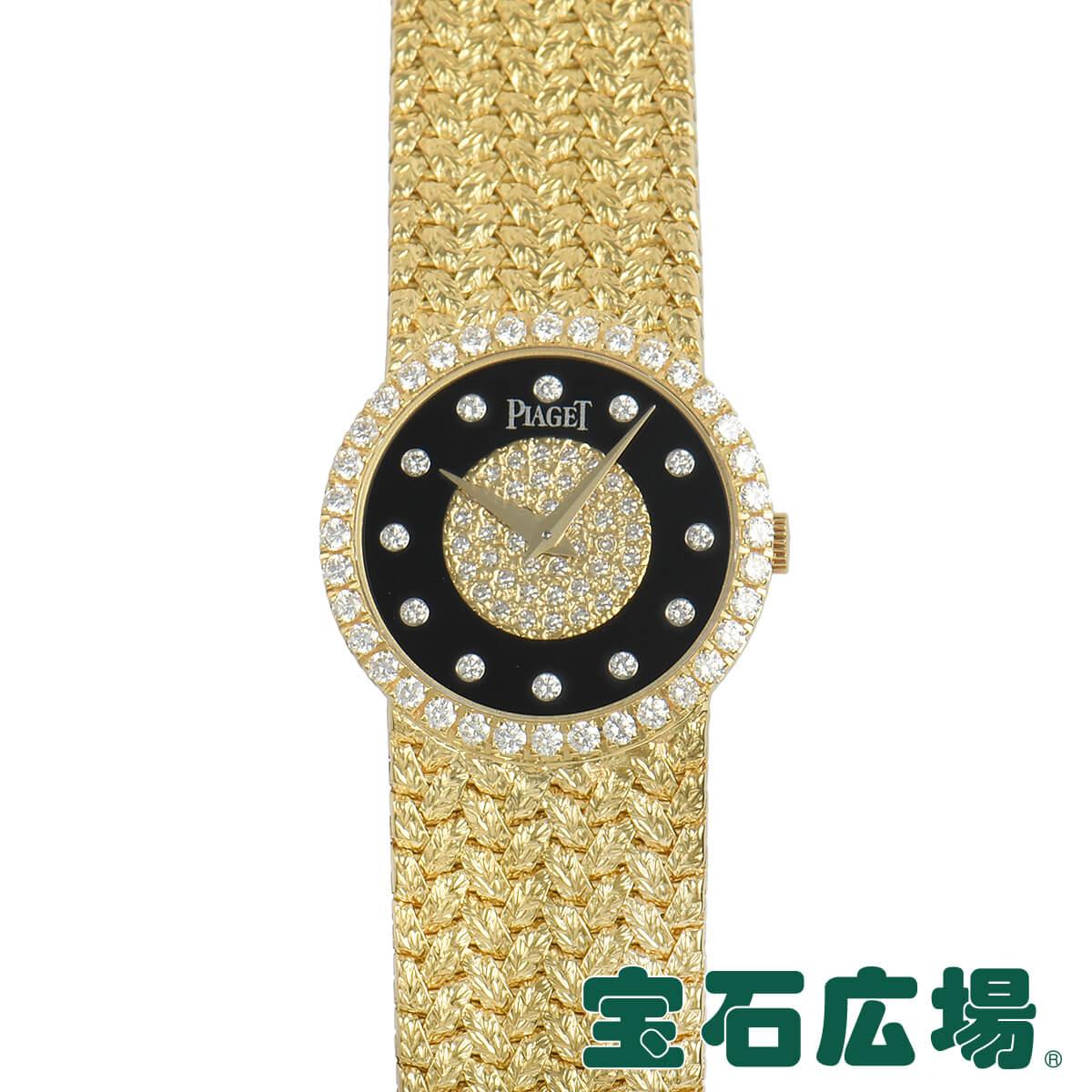 ピアジェ PIAGET ラウンド2針 9706D2【中古】レディース 腕時計 送料無料