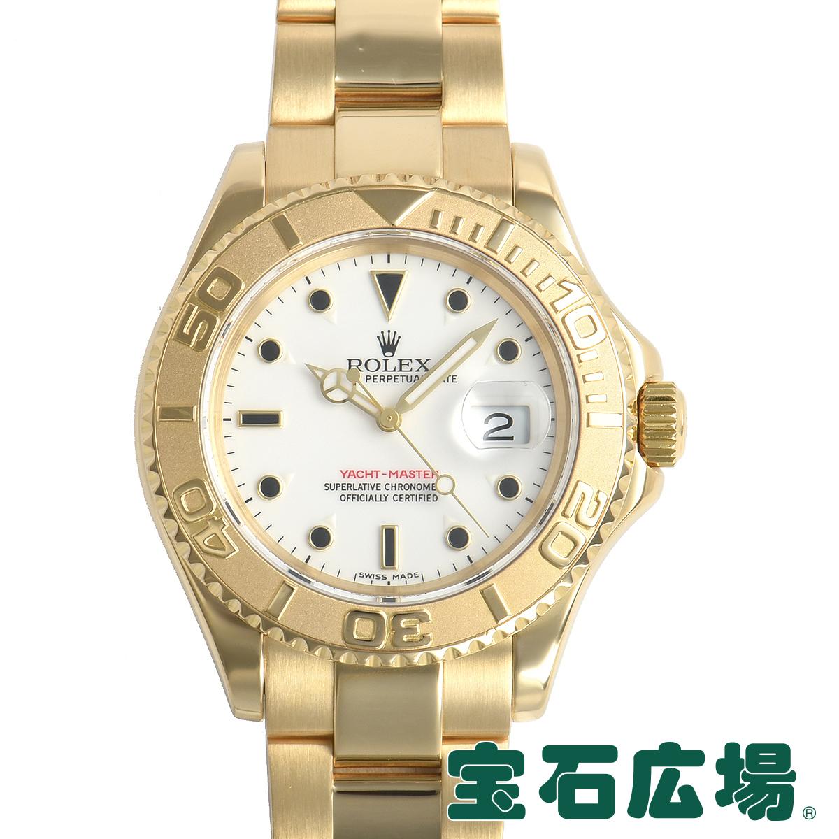 ロレックス ROLEX ヨットマスター 16628【中古】メンズ 腕時計 送料・代引手数料無料