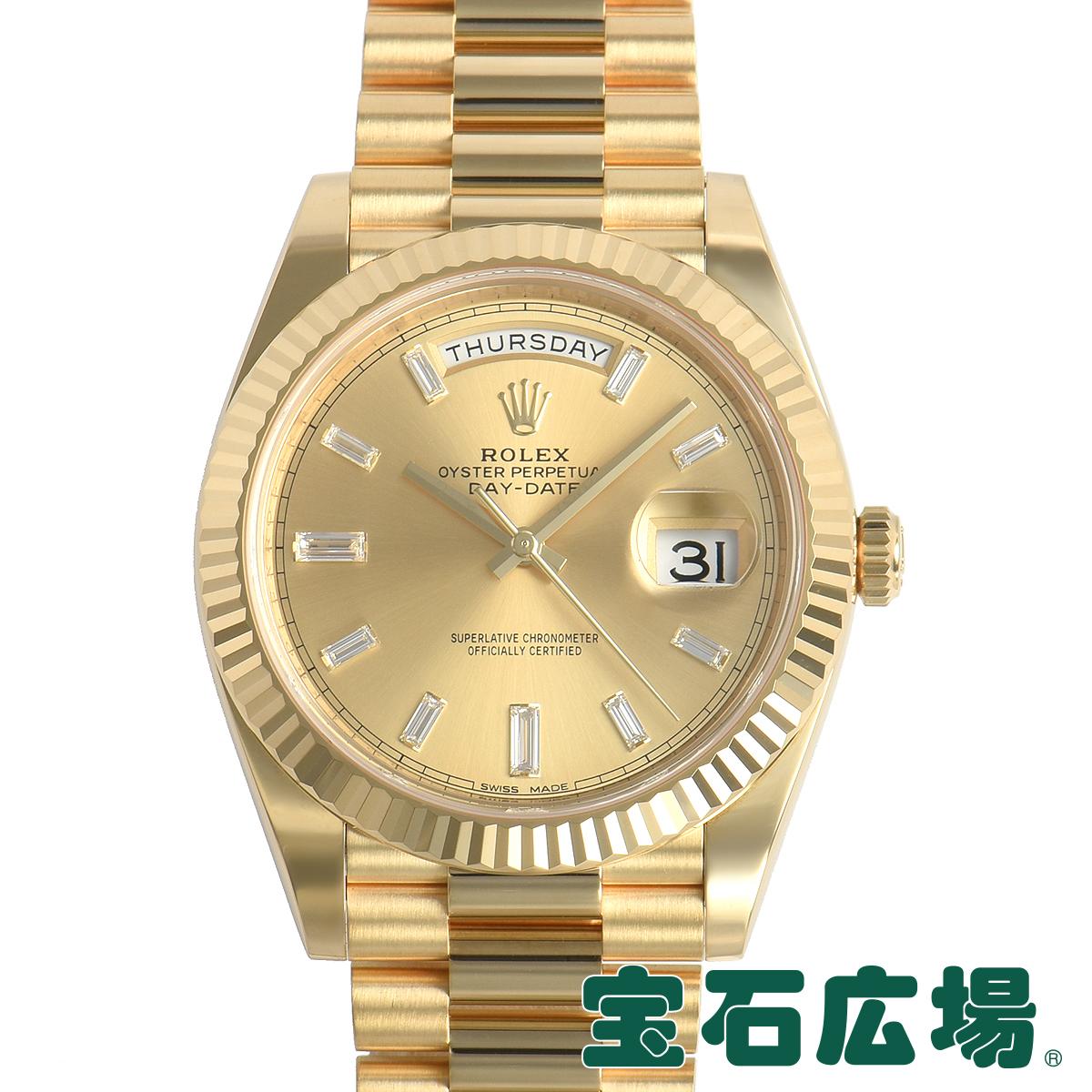 ロレックス ROLEX デイデイト40 228238A【中古】メンズ 腕時計 送料・代引手数料無料