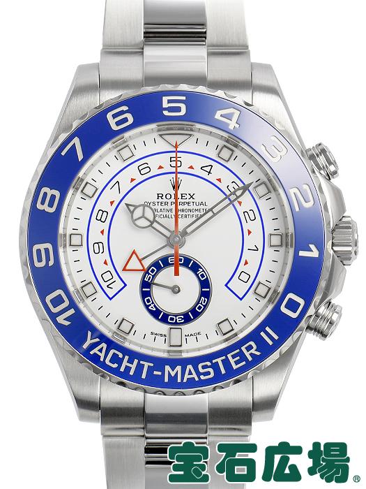 配送員設置 ロレックス ROLEX ヨットマスターII 116680【】メンズ 腕時計 送料無料, フォリア フィオーレ 430f5272