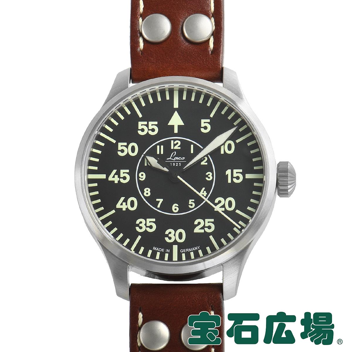 ラコ LACO アーヘン39 861990【中古】メンズ 腕時計 送料・代引手数料無料