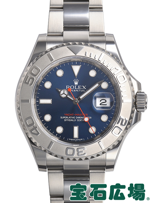 ロレックス ROLEX ヨットマスター 40 116622【中古】【極美品】メンズ 腕時計 送料・代引手数料無料