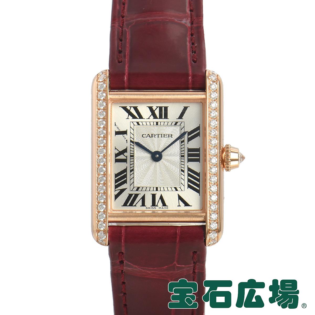 カルティエ CARTIER タンク ルイ カルティエ WJTA0010【新品】レディース 腕時計 送料・代引手数料無料