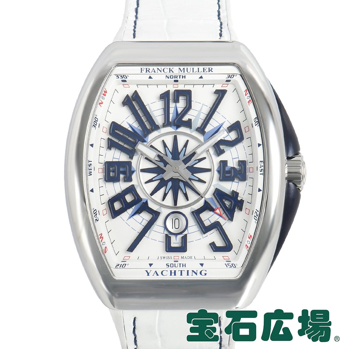 フランクミュラー FRANCK MULLER ヴァンガード ヨッティング V45SCDT YACHTING【新品】メンズ 腕時計 送料・代引手数料無料