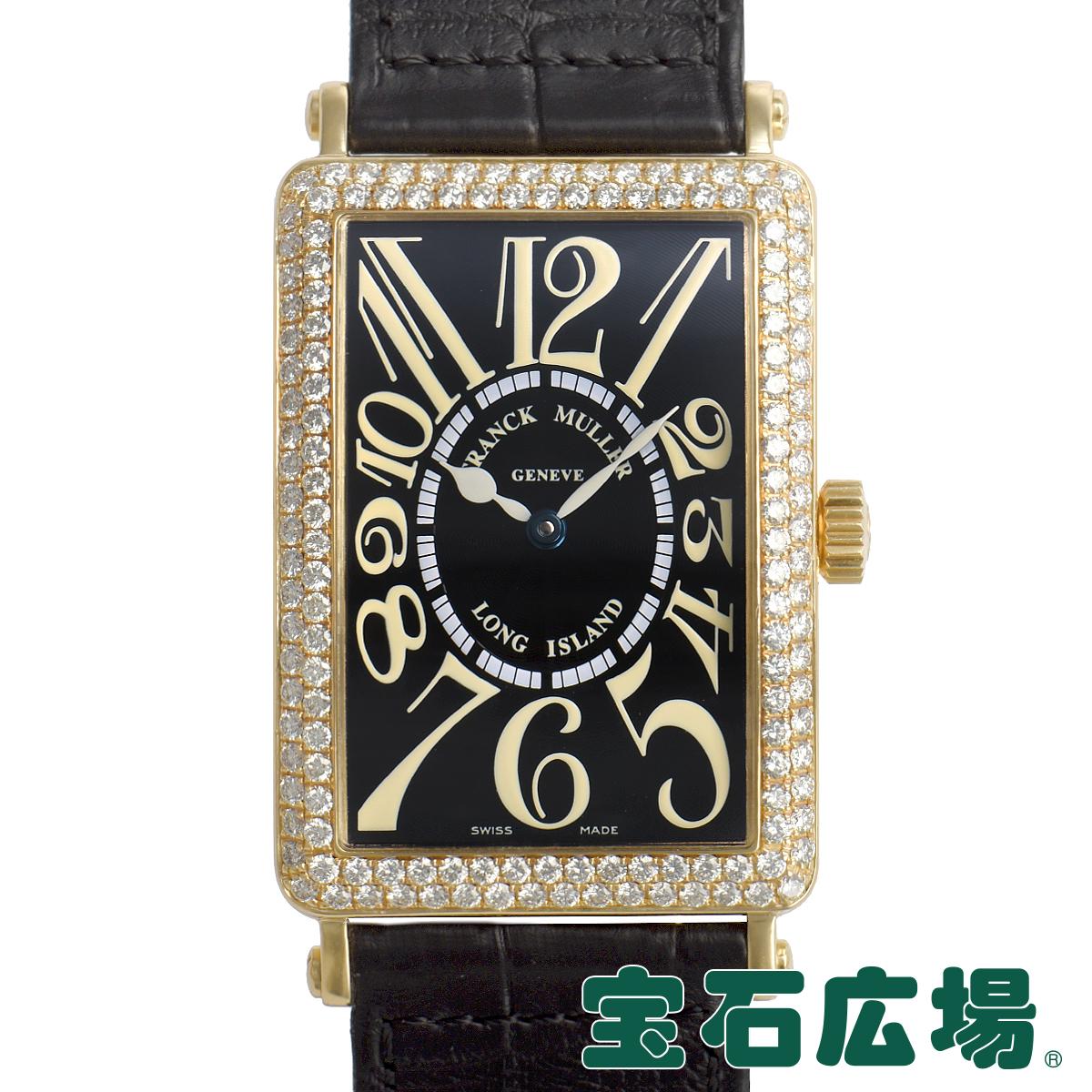 経典ブランド フランクミュラー FRANCK MULLER ロングアイランド 1000SCD【】メンズ 腕時計 送料無料, 【良好品】 92fc937f