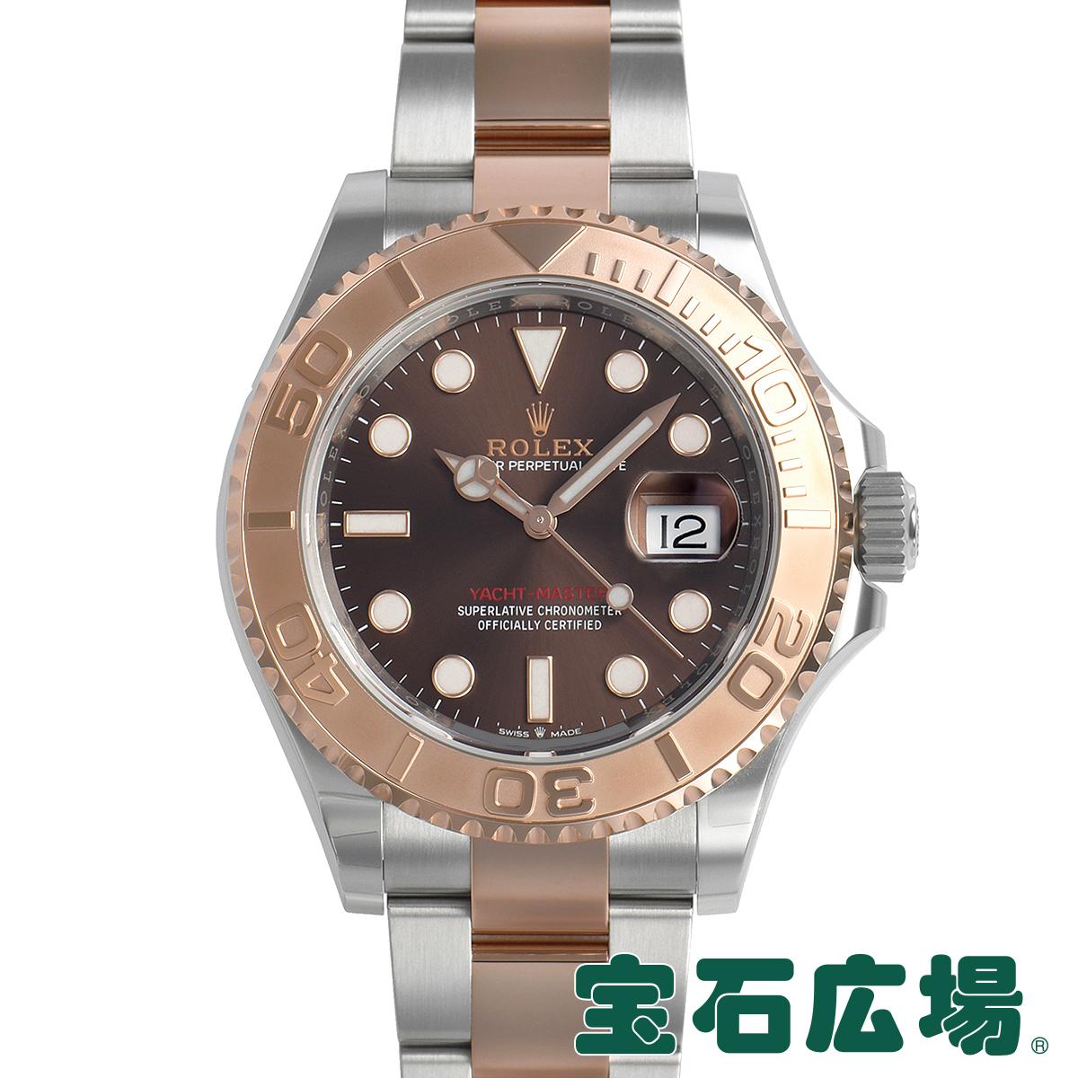 ロレックス ROLEX ヨットマスター 40 126621【新品】メンズ 腕時計 送料無料