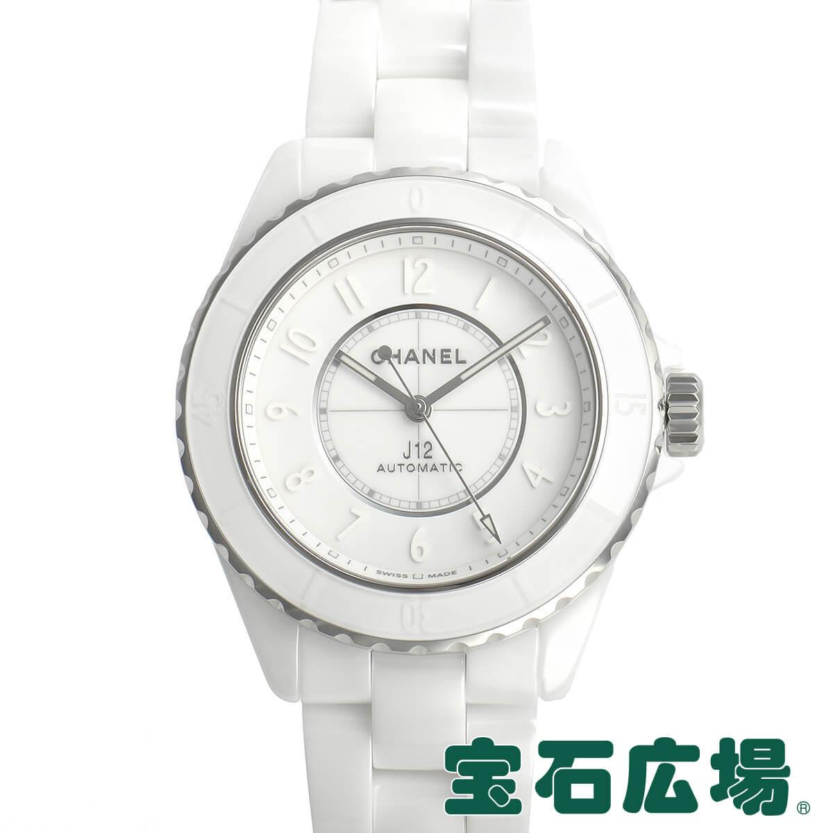 シャネル CHANEL J12 38 ファントム ホワイト 世界限定1200本 H6186【新品】メンズ 腕時計 送料無料
