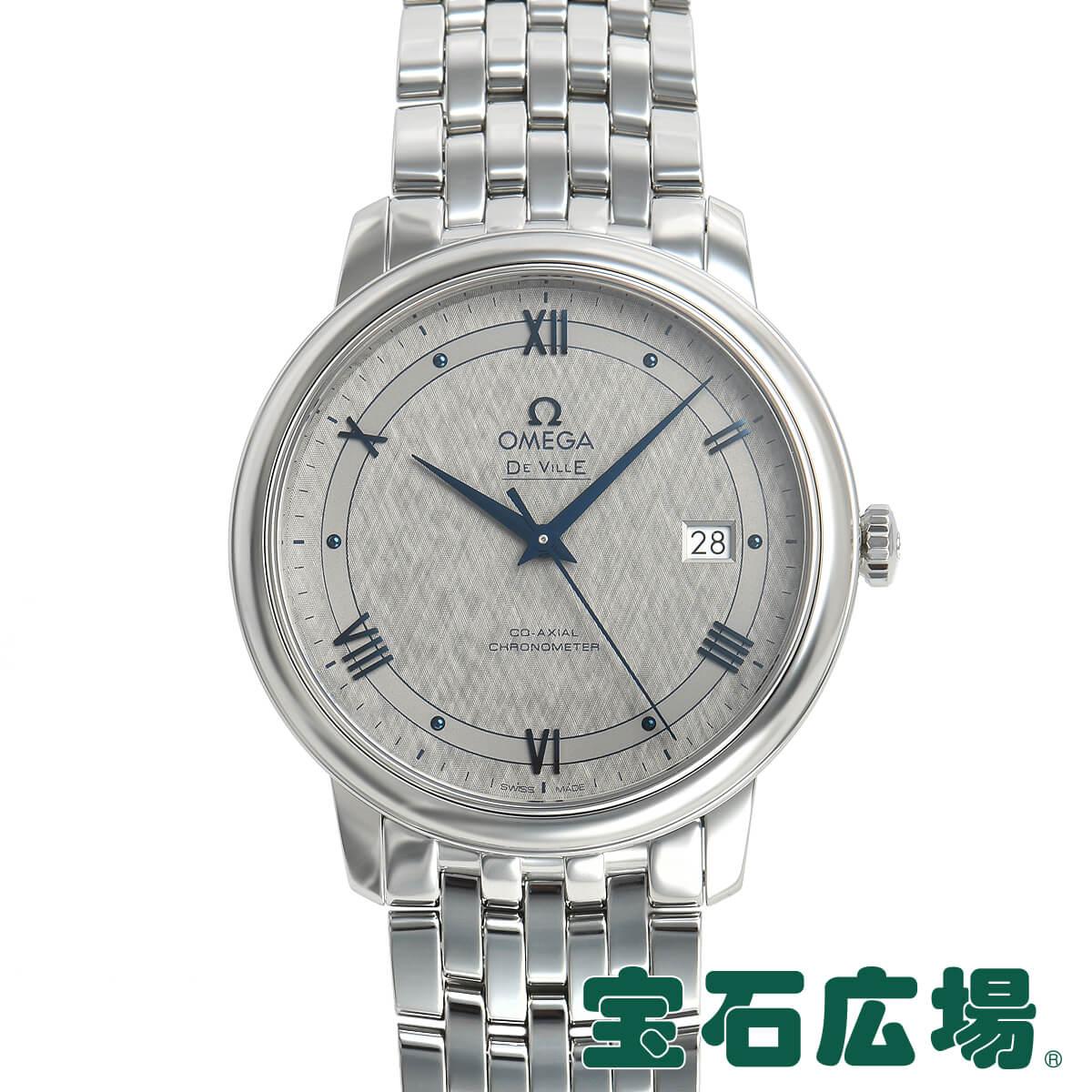 オメガ OMEGA デビル プレステージ コーアクシャル 424.10.40.20.06.002【新品】メンズ 腕時計 送料無料