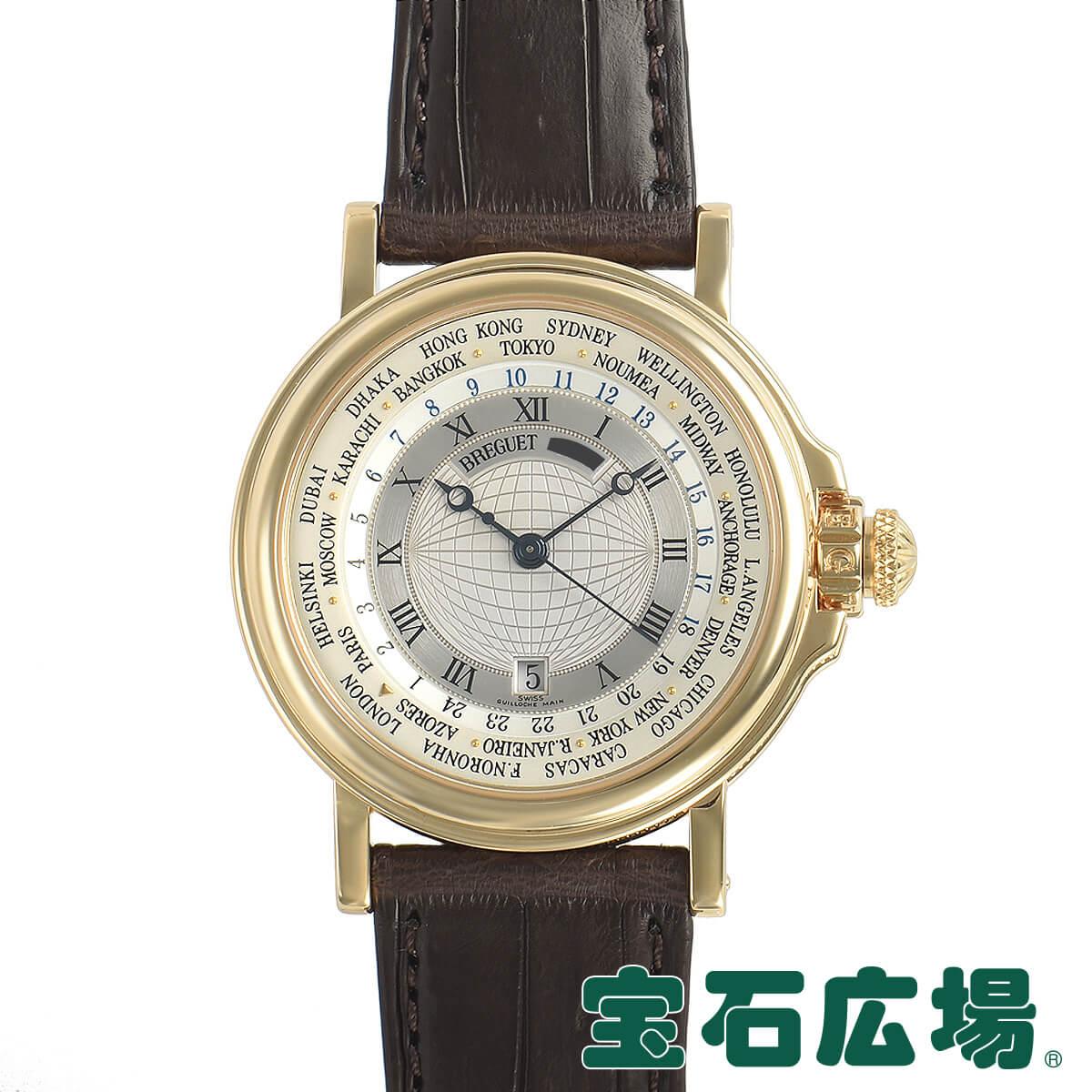 上品なスタイル ブレゲ BREGUET マリーン デュオタイマー 3700BA/12/9V6【】メンズ 腕時計 送料無料, 具志頭村 2ae1d533