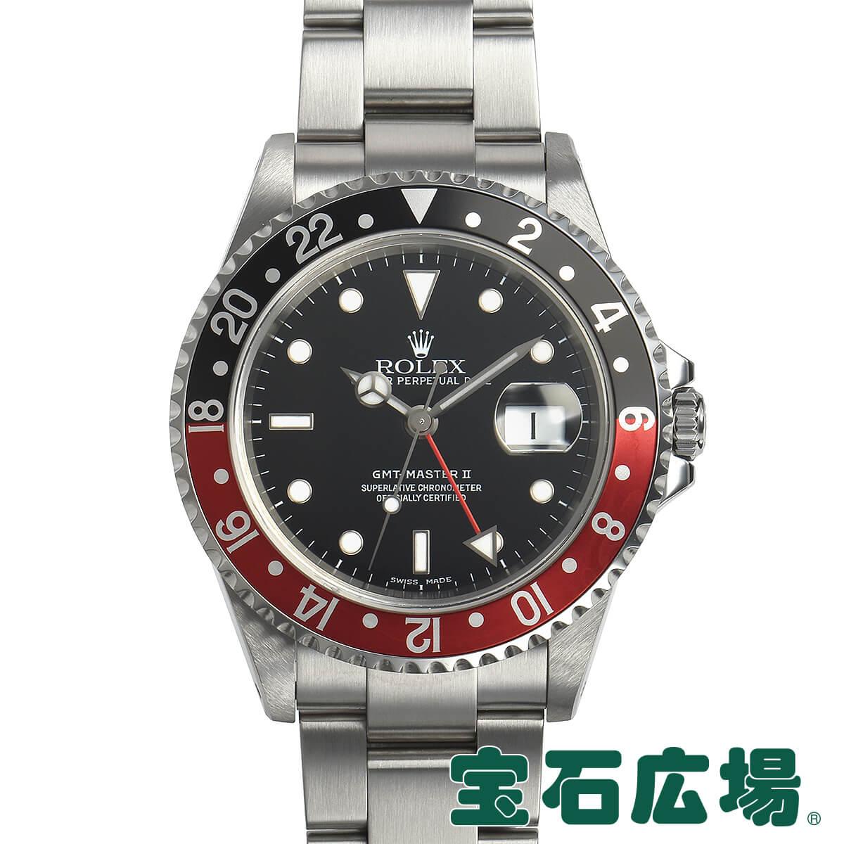 【大注目】 ロレックス ROLEX GMTマスターII 16710【】メンズ 腕時計 送料無料, DIYとか本舗 7c63d653