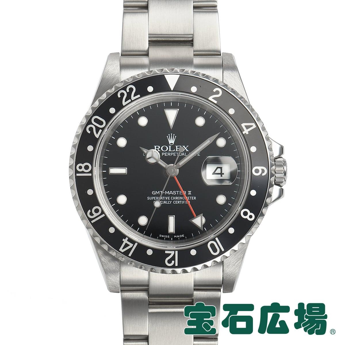 【特価】 ロレックス ROLEX GMTマスターII 16710【 送料無料】メンズ ROLEX ロレックス 腕時計 送料無料, MAオリジンジュエリー:a80a7edb --- template.houzerz.com