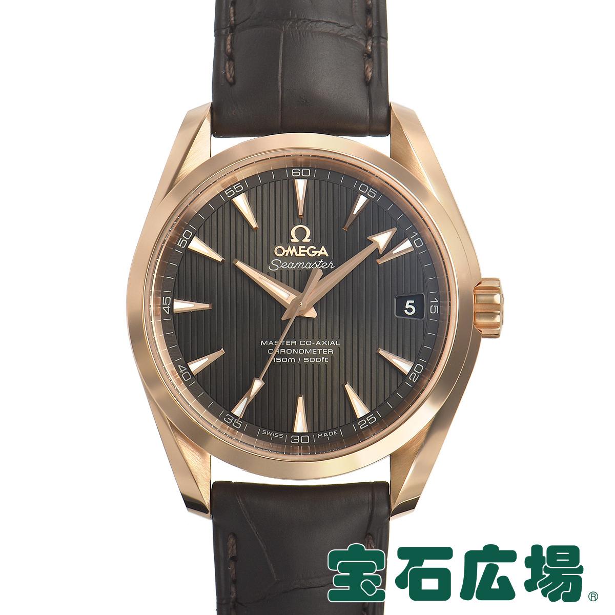 オメガ OMEGA シーマスター コーアクシャル アクアテラ 231.53.39.21.06.003【新品】メンズ 腕時計 送料無料