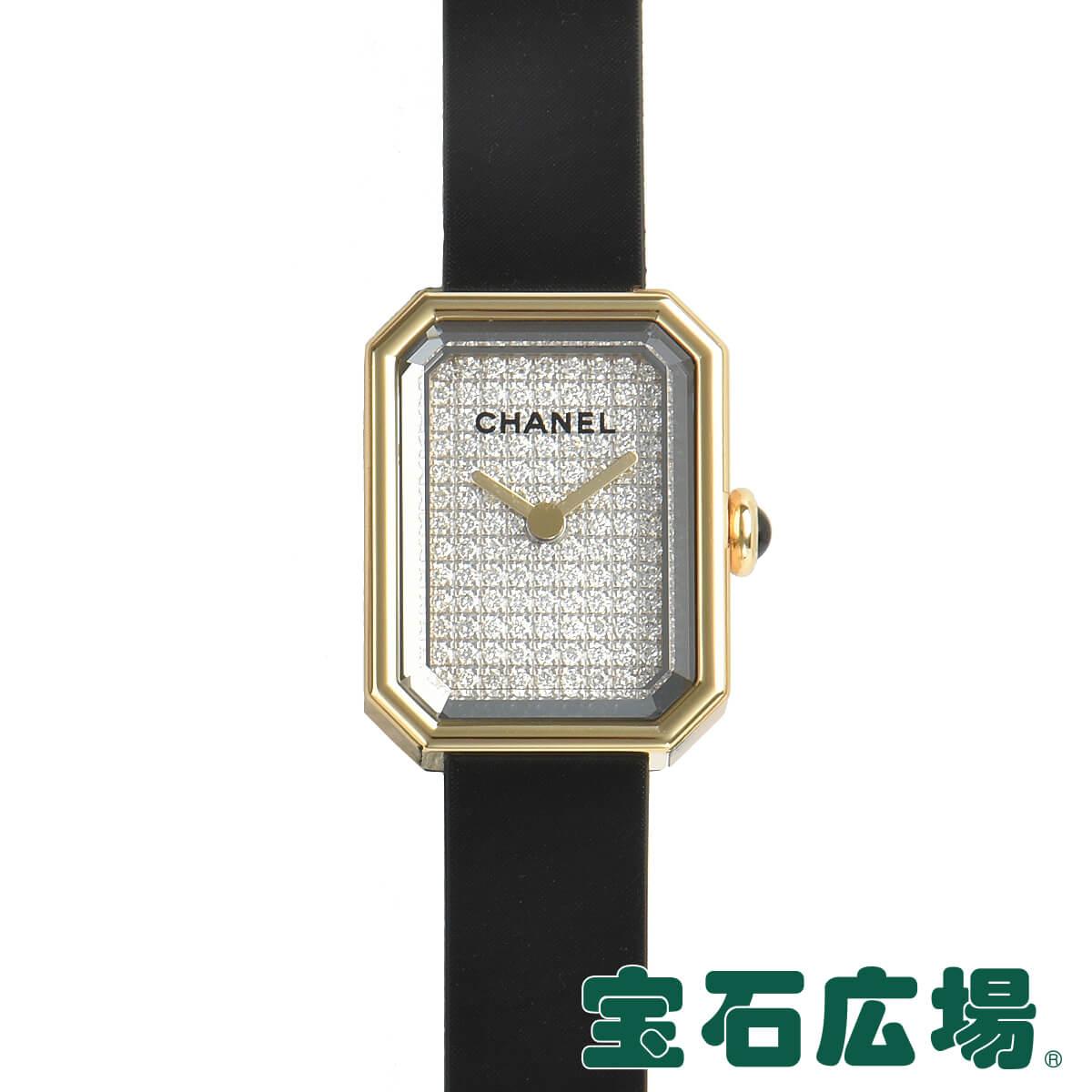シャネル CHANEL プルミエール ヴェルヴェット H6126【新品】レディース 腕時計 送料無料