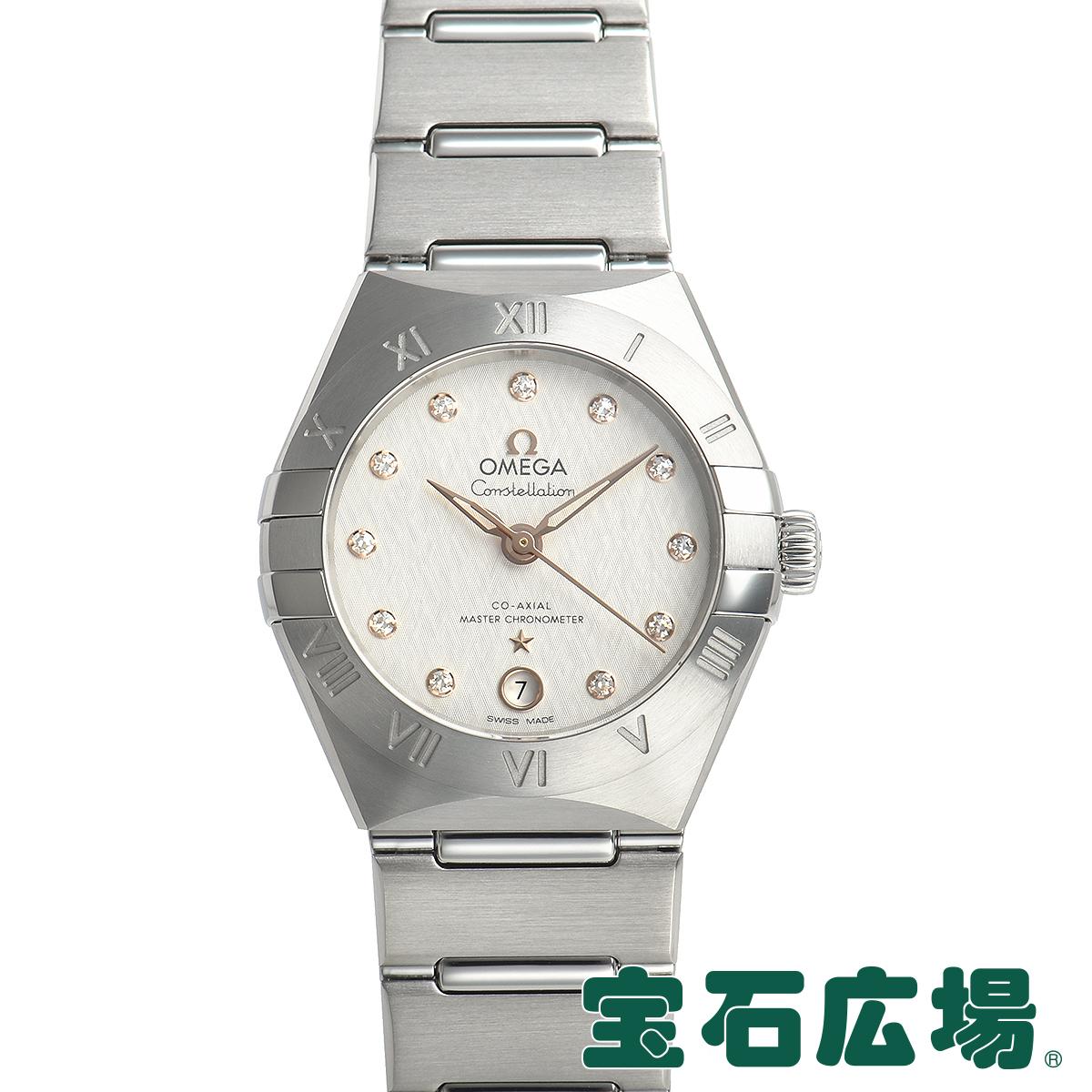 オメガ OMEGA コンステレーション マンハッタン マスタークロノメーター 131.10.29.20.52.001【新品】レディース 腕時計 送料無料