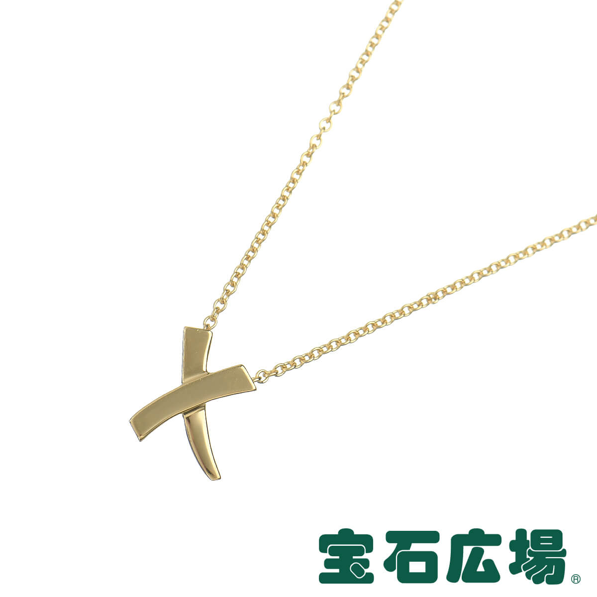 ティファニー TIFFANY&CO パロマ・ピカソ グラフィティX ネックレス 【中古】 ジュエリー 送料無料