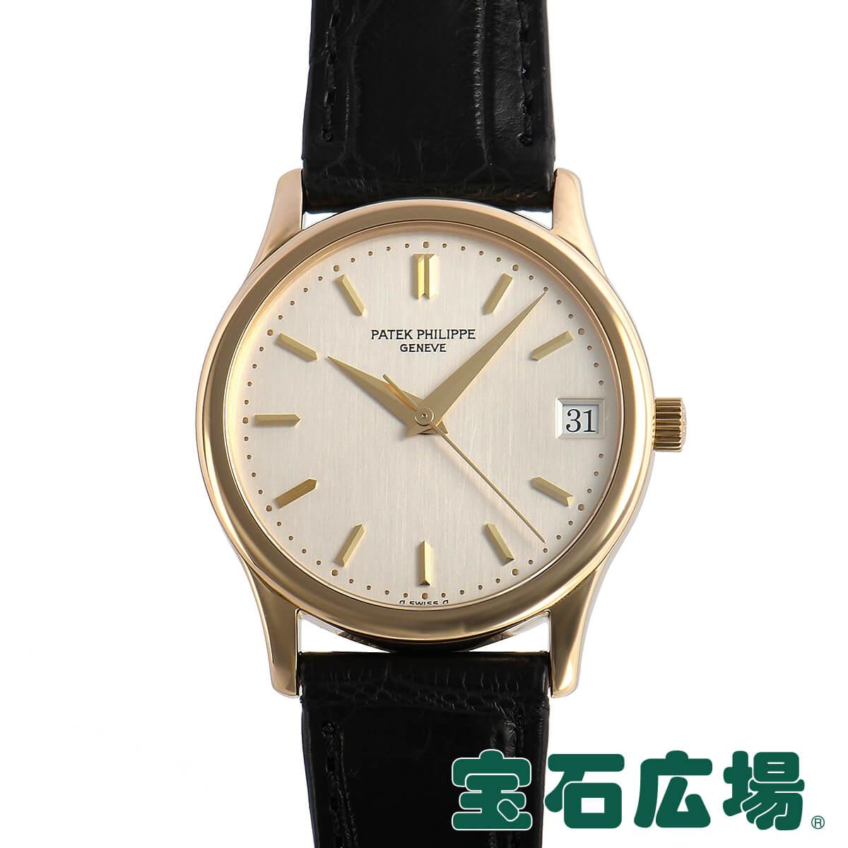 流行に  パテックフィリップ PATEK PHILIPPE カラトラバ 3998 カラトラバ【】メンズ 送料無料 腕時計 PATEK 送料無料, mineoストア:bcfccc4e --- eamgalib.ru