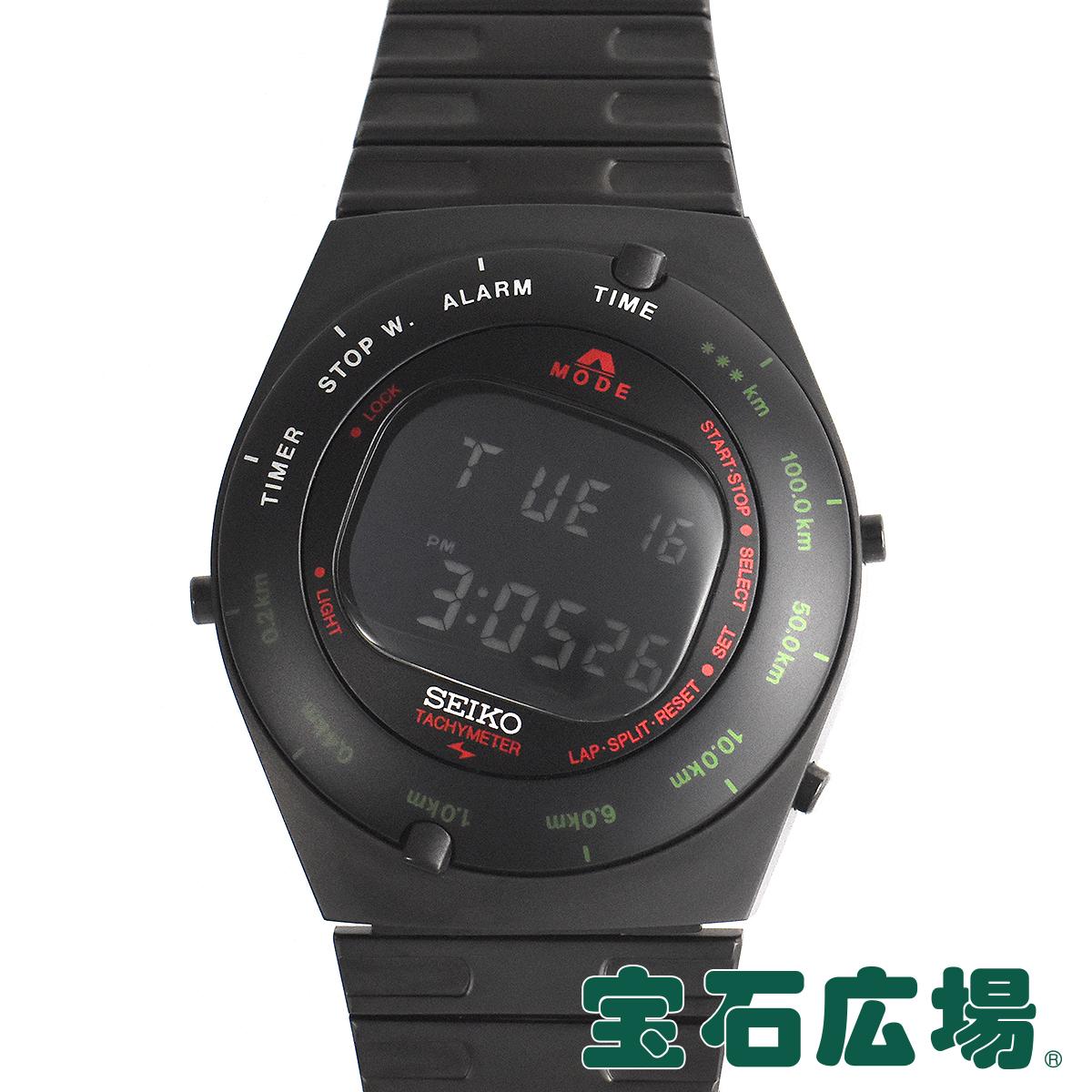 セイコー SEIKO ドライバーズウォッチ ジウジアーロデザイン 35周年記念 限定500本 SBJG011 A825-00G0【中古】メンズ 腕時計 送料無料