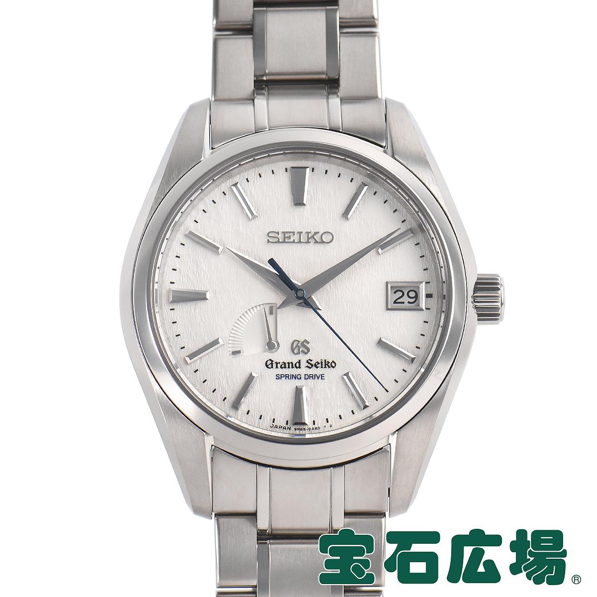 セイコー SEIKO グランドセイコー SBGA011 9R65-0AE0【中古】メンズ 腕時計 送料無料