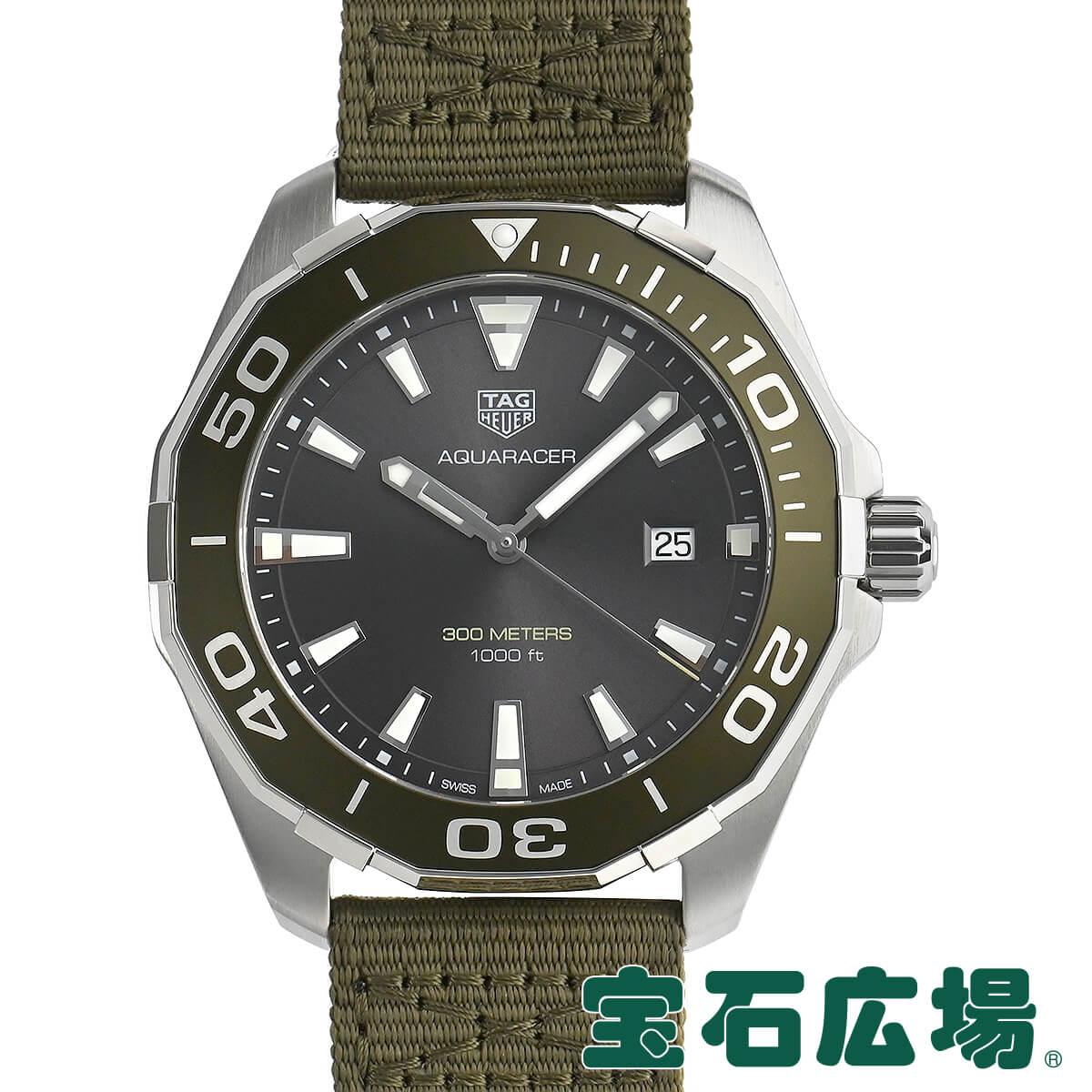 タグ ホイヤー アクアレーサー 300M WAY101L.FC8222 新品 TAG 信頼 メンズ 送料無料 腕時計 HEUER 定価