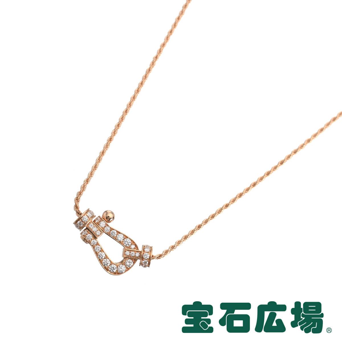フレッド フォース10 フルダイヤ ネックレス(M) 7B0234【新品】 ジュエリー 送料無料