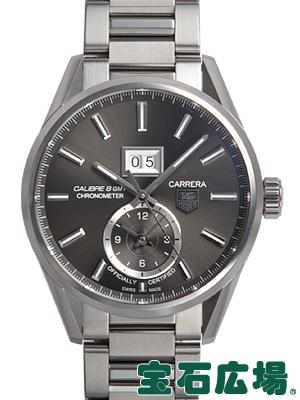 タグ・ホイヤー カレラグランドデイトGMT WAR5012.BA0723【新品】 メンズ 腕時計 送料無料
