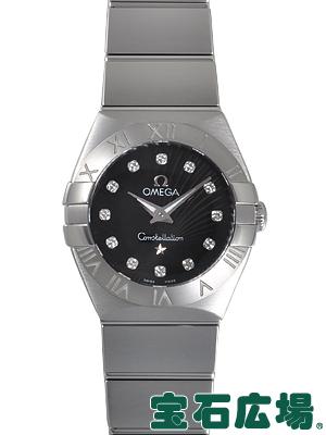 オメガ OMEGA コンステレーション ブラッシュクォーツ 123.10.24.60.51.001【新品】 レディース 腕時計 送料・代引手数料無料