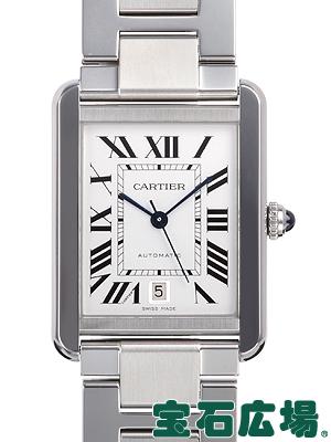カルティエ タンクソロ XL W5200028【新品】 メンズ 腕時計 送料・代引手数料無料