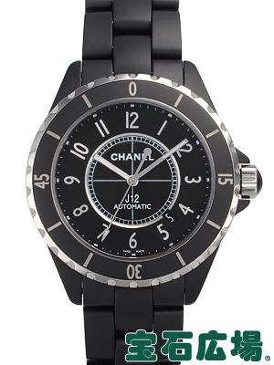 シャネル J12 42 マットブラック セラミック H3131【新品】 メンズ 腕時計 送料・代引手数料無料