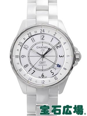 シャネル J12 38 GMT H3103【新品】 メンズ 腕時計 送料・代引手数料無料