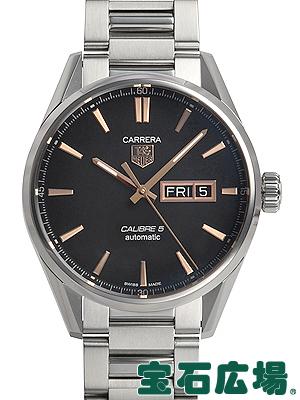 タグ・ホイヤー カレラキャリバー5 デイデイト WAR201C.BA0723【新品】 メンズ 腕時計 送料・代引手数料無料