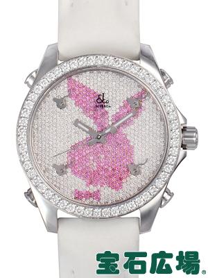 ジェイコブ 5タイムゾーン 40 JC-PLAY【中古】 ユニセックス 腕時計 送料・代引手数料無料