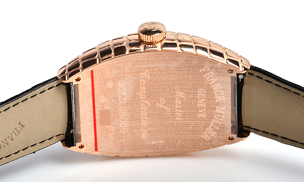 フランク・ミュラー トノウカーベックス ゴールドクロコ 8880SC GOLD CRO【新品】 メンズ 腕時計 送料・代引手数料無料