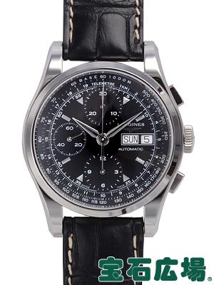 ロンジン ヘリテージクロノ デイデイト1954 L2.747.4.52.4【新品】 メンズ 腕時計 送料・代引手数料無料