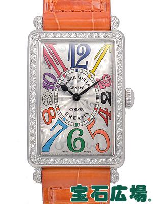outlet store ccd16 41246 フランク・ミュラー ロングアイランド カラードリーム 952QZ COL DRM D 1R【新品】 レディース 腕時計 ...