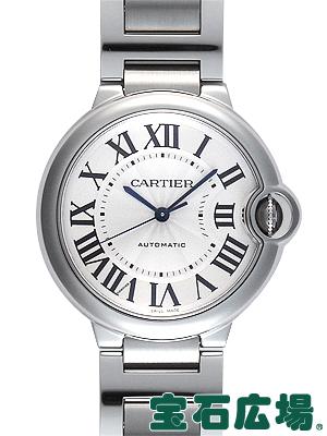 カルティエ バロンブルー 36mm W6920046【新品】 ユニセックス 腕時計 送料・代引手数料無料