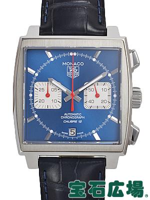 タグホイヤー モナコクロノキャリバー12 スティーブマックィーン CAW2111.FC6183【新品】 メンズ 腕時計 送料・代引手数料無料