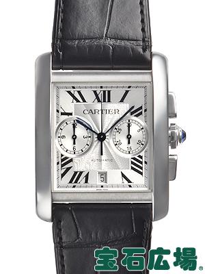 カルティエ タンク MC クロノグラフ W5330007【新品】 メンズ 腕時計 送料・代引手数料無料