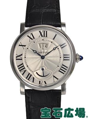 カルティエ ロトンド パワーリザーブ W1556369【新品】 メンズ 腕時計 送料無料