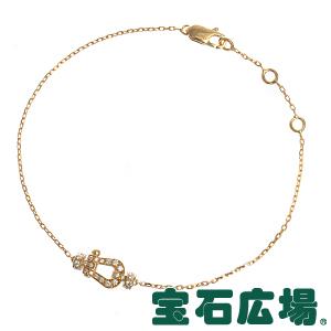 フレッド フォース10 フルダイヤ ブレスレット(S) 6B0223【新品】 ジュエリー 送料・代引手数料無料