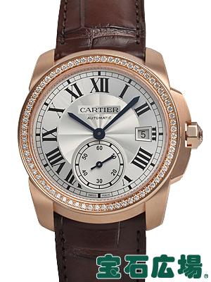 カルティエ カリブル ドゥ カルティエ 38mm WF100013【新品】 メンズ 腕時計 送料・代引手数料無料