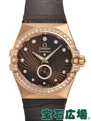 オメガ OMEGA コンステレーション コーアクシャル 123.58.35.20.63.001【新品】 メンズ 腕時計 送料無料