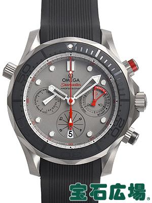 オメガ OMEGA シーマスター クロノグラフ ETNZ 212.92.44.50.99.001【新品】 メンズ 腕時計 送料・代引手数料無料