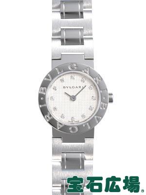 ブルガリ ブルガリブルガリ 生産終了モデル BB23WSS/12N【新品】 レディース 腕時計 送料・代引手数料無料