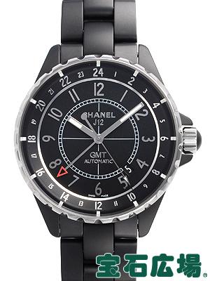 シャネル J12 マットブラックセラミックGMT H3101【新品】 メンズ 腕時計 送料・代引手数料無料