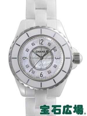 シャネル J12 33 H2422【新品】 レディース 腕時計 送料・代引手数料無料