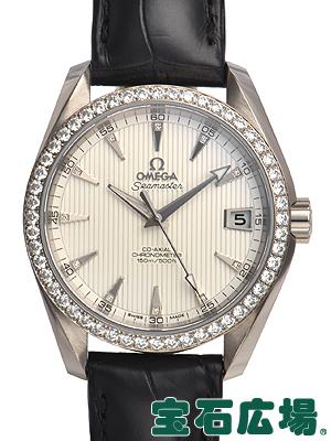 オメガ OMEGA シーマスター コーアクシャル アクアテラ 231.58.39.21.52.001【新品】 ユニセックス 腕時計 送料・代引手数料無料