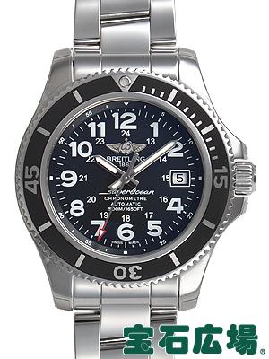 ブライトリング スーパーオーシャンII 42 A182B67PSS【新品】 メンズ 腕時計 送料・代引手数料無料
