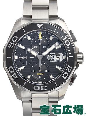 タグ・ホイヤー アクアレーサー クロノ キャリバー16 CAY211A.BA0927【新品】 メンズ 腕時計 送料・代引手数料無料