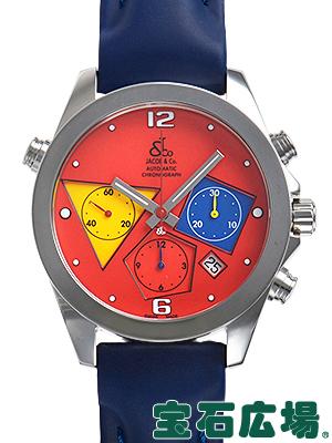 高級感 ジェイコブ オートマチック クロノグラフ ACM-3【】 ユニセックス 腕時計 送料無料, tetelab 5e9ace18