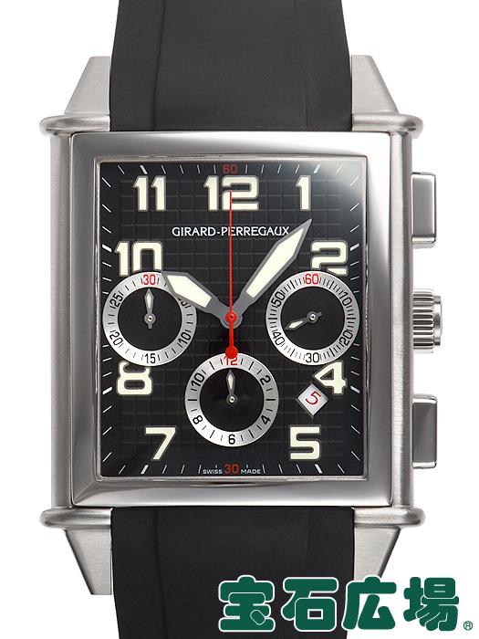 ジラール・ペルゴ ヴィンテージ1945 XXLクロノ 世界限定999本 25840-11-611-FK6A【新品】 メンズ 腕時計 送料・代引手数料無料